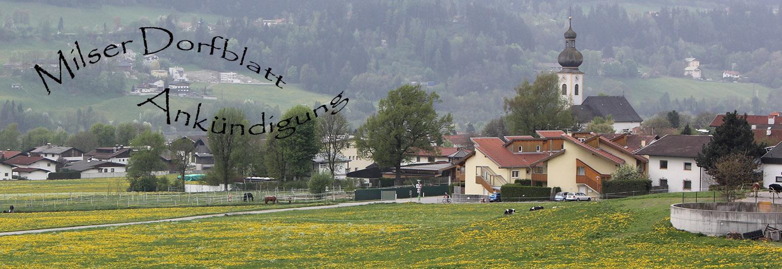 Milser Dofblatt 2